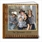 8x8 Thankgiving 2012 - 8x8 Photo Book (20 pages)