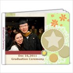 Graduation - 7x5 Photo Book (20 pages)