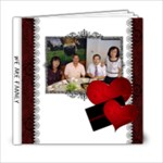 1 - 6x6 Photo Book (20 pages)