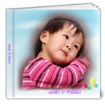 mini2012 - 8x8 Deluxe Photo Book (20 pages)