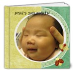 Josie s 2nd Month - 8x8 Deluxe Photo Book (20 pages)