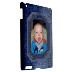 Apple iPad 3/4 Hardshell Case Back/Right
