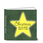 Christmas Mini Book (2012 edition) - 4x4 Deluxe Photo Book (20 pages)
