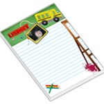 Large Memo Pad_School days - Large Memo Pads