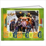 1021 - 7x5 Photo Book (20 pages)