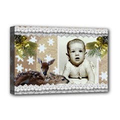 fawn Delux Canvas 18 x 12 stretched - Deluxe Canvas 18  x 12  (Stretched)