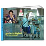 Thailand01 - 7x5 Photo Book (20 pages)