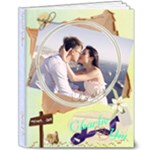 greece prewedding - 8x10 Deluxe Photo Book (20 pages)