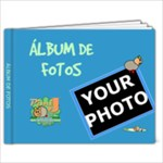 Album - Tablas de multiplicar - 7x5 Photo Book (20 pages)
