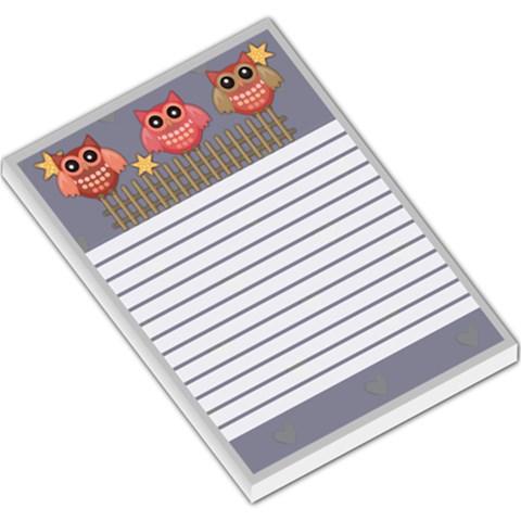 Memo Pad 3 By Lillyskite   Large Memo Pads   900ciz0f2pwx   Www Artscow Com