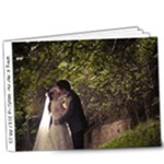 Per Wedding alum ~ 3 - 9x7 Deluxe Photo Book (20 pages)