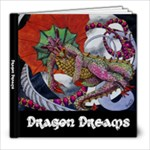 Dragon Dreams - 8x8 Photo Book (20 pages)