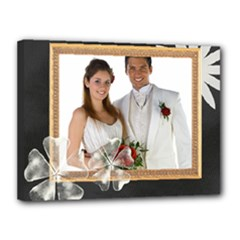 wedding - Canvas 16  x 12  (Stretched)