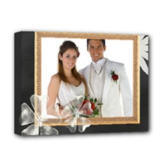 wedding - Deluxe Canvas 16  x 12  (Stretched)