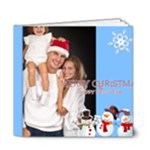 xmas - 6x6 Deluxe Photo Book (20 pages)