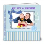 TSZ SUN AND GRANDMA  2012 - 6x6 Photo Book (20 pages)