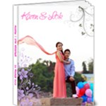 Karen & Lok Wedding Photo - 9x12 Deluxe Photo Book (20 pages)