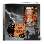 Trick or Treat 8x8 Photo Book (20 pgs) - 8x8 Photo Book (20 pages)