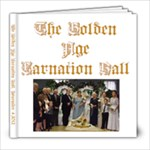 Golden Age Ball - 8x8 Photo Book (20 pages)