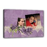 Lavender Dream - Canvas 18x12(stretched)  - Canvas 18  x 12  (Stretched)