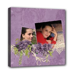 Lavender Dream - Mini Canvas 8x8(stretched)  - Mini Canvas 8  x 8  (Stretched)