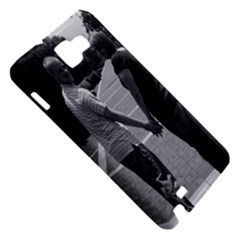 Samsung Galaxy Note 1 Hardshell Case Left 45