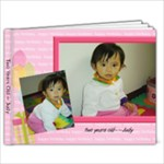 judy chou - 7x5 Photo Book (20 pages)