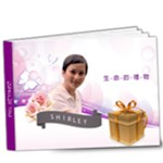 Shirley Album 9x7 - 9x7 Deluxe Photo Book (20 pages)