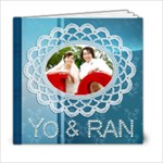 ran & yoyo - 6x6 Photo Book (20 pages)