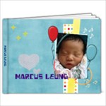 Marcus Leung - 7x5 Photo Book (20 pages)
