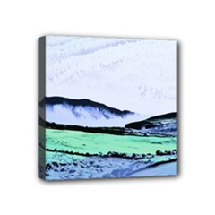 DingleBay3 - Mini Canvas 4  x 4  (Stretched)