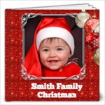 Picture Christmas 12x12 Book 1 (20 pages) - 12x12 Photo Book (20 pages)