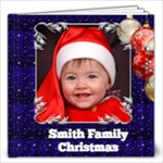 Picture Christmas 12x12 Book 2 (20 pages) - 12x12 Photo Book (20 pages)