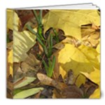 autumn deluxe 8 x8 photo book - 8x8 Deluxe Photo Book (20 pages)