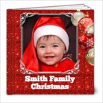 Picture Christmas 8x8 Book (31 pages) - 8x8 Photo Book (20 pages)