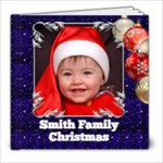 Picture Christmas 8x8 Book 2 (20 pages) - 8x8 Photo Book (20 pages)