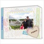 paris - 7x5 Photo Book (20 pages)