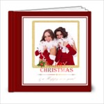merry chrsitmas - 6x6 Photo Book (20 pages)