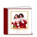 merry chrsitmas - 4x4 Deluxe Photo Book (20 pages)
