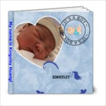 Kingsley - 6x6 Photo Book (20 pages)