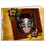 HELLOWEEN - 7x5 Photo Book (20 pages)