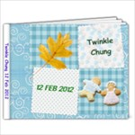 Twinkle3 - 7x5 Photo Book (20 pages)
