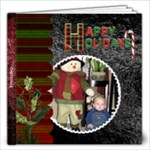 Happy Holidays 12x12 Photo Book (20 pages)