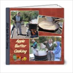 apple butter 2012 - 6x6 Photo Book (20 pages)