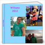 Mom s Photo Book 2012 - 12x12 Photo Book (20 pages)
