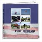 Fort McHenry - 8x8 Photo Book (20 pages)