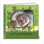 My Beloved Baby Jayne - 6x6 Photo Book (20 pages)