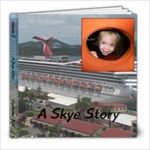 A Skye Story - volumn 2 - 2012 - 8x8 Photo Book (20 pages)