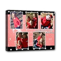 cousins 2 - Canvas 10  x 8  (Stretched)