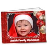 Landscape Deluxe Picture Christmas 9x7 Book 1 (20 Pages) - 9x7 Deluxe Photo Book (20 pages)
